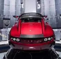 飞向太空的跑车 2011款特斯拉Roadster SPORT