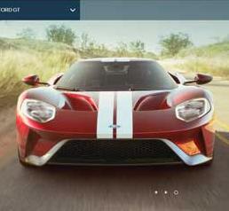 来自福特的超级跑车 极品飞车OL福特GT解析