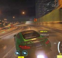 蜿蜒曲折的高速赛道 飞车午夜立交跑法攻略