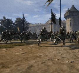 可攻可守的万金油 战意剑盾与刀盾兵团介绍
