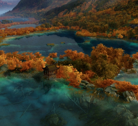 NVIDIA携手《剑网3》 录制美景掉落豪华显卡