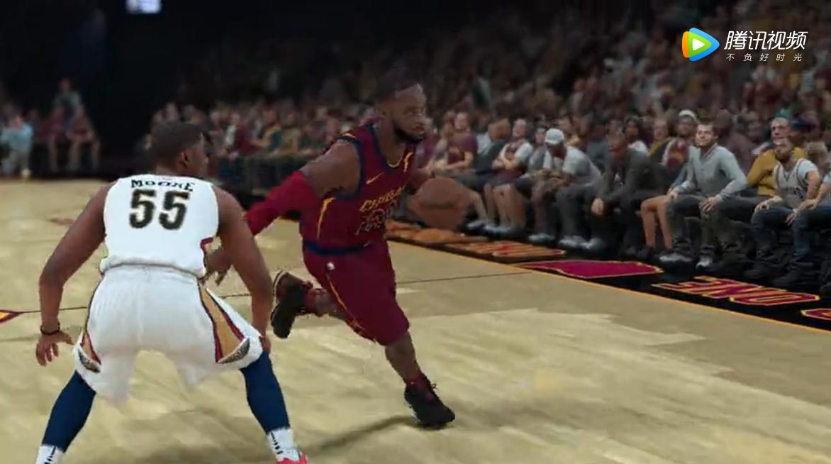 NBA2K Online2-精彩比赛镜头