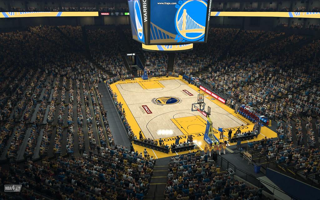 NBA2K Online2 游戏截图欣?#20572;?#19968;)