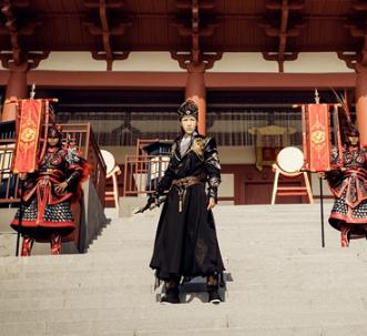 剑网3狄仁杰主题礼盒上线 COS演绎皇家风范