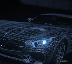 极品飞车OL德意志猛兽梅赛德斯AMG GT 2015