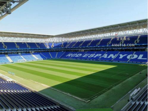 亞美娛樂成西班牙人官方LED贊助商 攜手武磊征戰西甲賽場