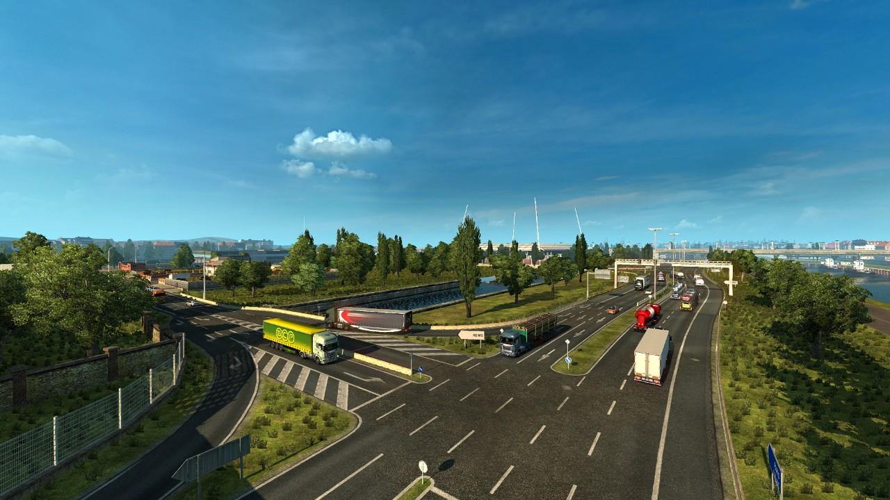 欧洲卡车模拟2最低价购买 欧洲卡车模拟2steam史低购买