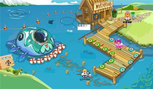 摩尔庄园手游水产钓鱼位置汇总 不同水产产地钓鱼整理