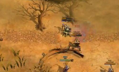 《山谷》官方公布两款游戏世界视频