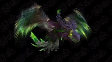 《魔兽世界》6.2新坐骑预览 15万水晶渡鸦
