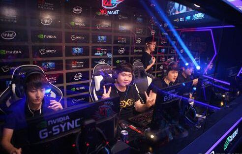 黄金风暴联赛第一赛季 韩国Snake夺冠