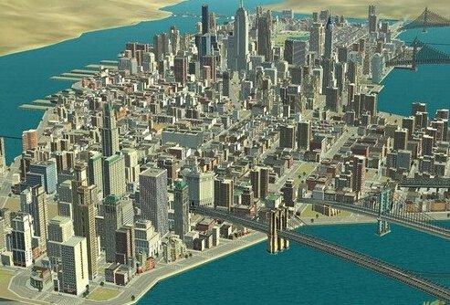 《城市梦想家:纽约》简体中文版下载