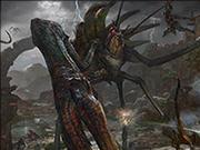 怪物猎人OL新怪物曝光 目前最大甲壳种砦蟹
