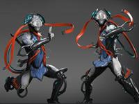 星际战甲最新两款战甲:伊瓦拉 三太子哪吒