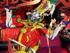 新英雄助阵《星际战甲》新春版本今日上线