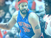 NBA2KOL大P球星汇 怒吼天尊拉希德华莱士