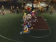 NBA2KOL库里街头三分绝杀视频分享