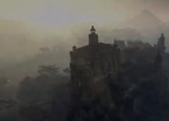 《黑色沙漠》公测宣传片:奇幻大陆锦绣河山