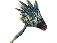怪物猎人OL冰属性新怪物剑极狼派生武器汇总