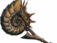 怪物猎人OL水龙武器 水龙全武器图集