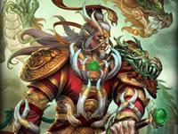 神之浩劫中国神明敖广 东海龙王基础资料