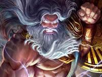 神之浩劫希腊神明宙斯 天神基础资料分析
