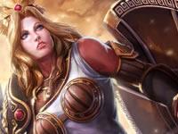 神之浩劫希腊神明雅典娜 智慧女神基础资料
