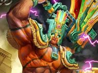 神之浩劫玛雅神明恰克 雨神基础资料分析