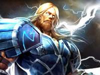 神之浩劫北欧神明托尔 雷神基础资料