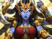 神之浩劫印度神明迦梨 毁灭女神基础资料