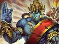 神之浩劫印度神明罗摩 毗湿奴的第七化身