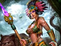神之浩劫玛雅神明奥薇莉克斯 月之女神资料