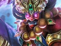 神之浩劫印度神明罗波那 楞伽魔王基础资料