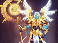 神之浩劫近日设计图集更新 炽天使柯罗诺斯