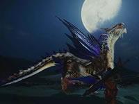 不一样的怪物猎人OL 1080P美景图集欣赏