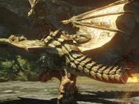 弓箭单刷苍火龙无道具无伤白金 双重锁杀