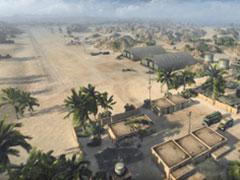 坦克世界沙漠地图攻略之阿拉曼机场