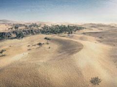 坦克世界沙漠地图攻略之荒漠小镇