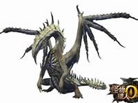怪物猎人OL新怪物荒厄龙打法视频教学
