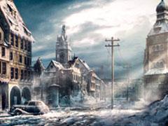 坦克世界冬季地图攻略之锡默尔斯多夫(冬季)