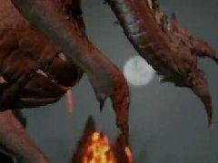 《怪物猎人OL》最新剧情视频 荒厄龙现世
