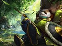 探索熊猫之谜 神之浩劫幸运神谕卡来临