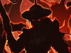 玩家原创英雄雷神使者 英雄太少都来自创吧