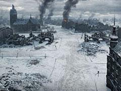 坦克世界冬季地图攻略之鲁别克(冬季)