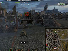 坦克世界鲁别克(冬季)点位解析视频