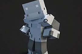 《我的世界》机器人皮肤下载