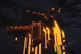 《我的世界》雪晶云端神殿建筑下载