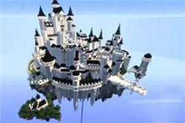 《我的世界》空中之城建筑存档下载