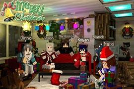 《我的世界》圣诞小镇存档下载