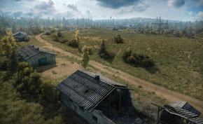 坦克世界夏季地图攻略之马利诺夫卡